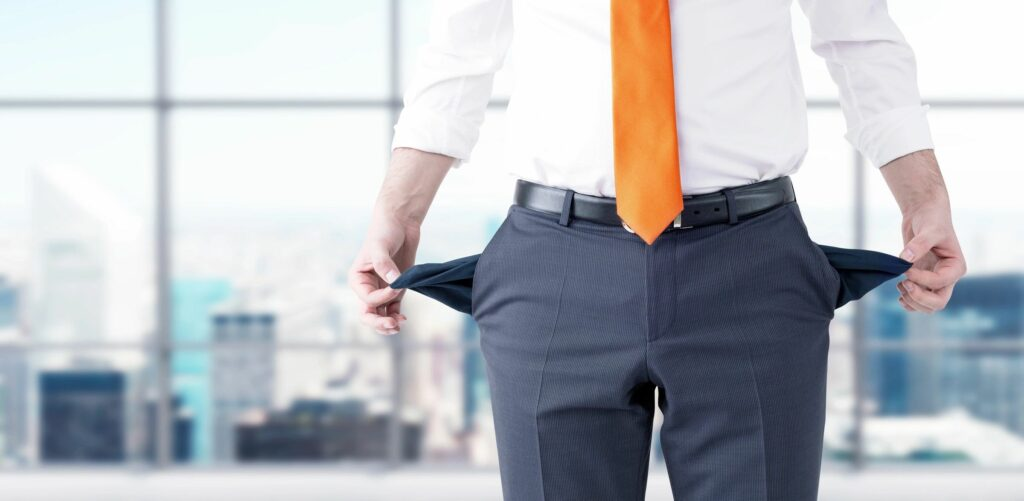 Are you owed money by someone who has declared bankruptcy?